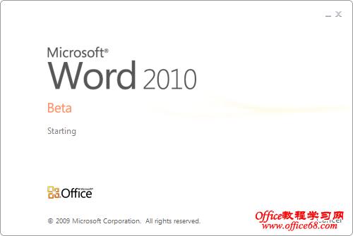 Office 2010 Beta