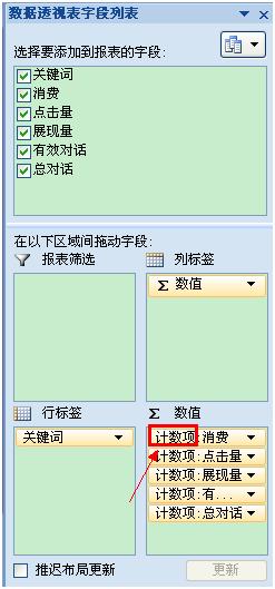 wps数据透视表怎么用?第9张