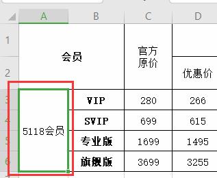 WPS表格里的文字怎样变成竖版?第1张